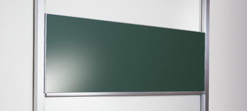 Säulentafel mit einer Schreibflächen