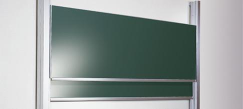 Säulentafel mit 2 Schreibflächen